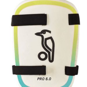 Pro 6.0 Thigh Guards isGrade 5 quality protection and features a high density foam body with ambidextrous design. Kookaburra brand Rolleston Selwyn