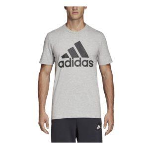 Adidas cotton tee. Grey black. Rolleston, Selwyn