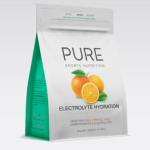 PURE ELECTROLYTE HYDRATION ORAN is a premium natural electrolyte drink base using real freeze dried fruit, carbohydrates and electrolytes. Rolleston Selwyn
