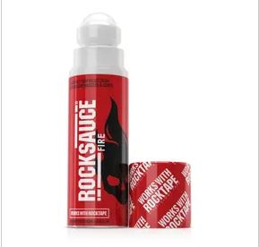 rock sauce fire roll on is perfect to add some heat to your rock tape. Rolleston, Selwyn