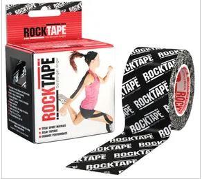 Rocktape black strapping tape. 5mtr roll. Rolleston,Selwyn