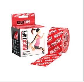 Rocktape red logo 5mtr roll of strapping tape. Rolleston, selwyn