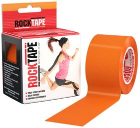 Rocktape Orange 5cm x 5mtr Roll is the best kinesiology tape. It can be used to treat sports and non-sports injuries, including shin splints. Rolleston Selwyn