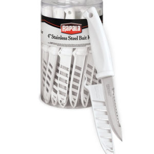 "Rapala bait knife 4"" white handle. Rolleston,selwyn"