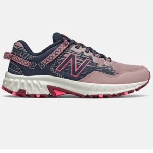 NB 410 v6 Women's Trail Shoe. Trails near and far are no match.Breathable mesh and synthetic upper design for breathability and support