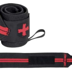 Harbinger Thumb Loop wrist Wraps are designed to help weightlifters lift more over longer workouts and reap maximum benefits.