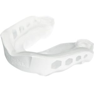 Shock Doctor gelx max mouthguard. youths, white. Rolleston, Selwyn