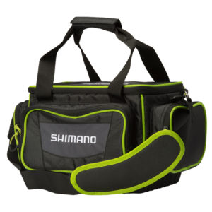 Shimano Tackl bag, Large black and green. Rolleston, selwyn
