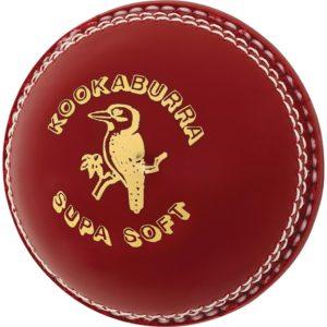 kookaburra supa soft cricket ball. red . Rolleston, selwyn