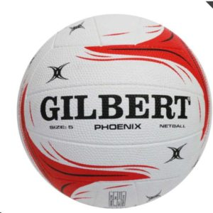GILBERT PHOENIX TRAINER BALL Ideal for club training and home Durable fused rubber construction guarantees shape retention Rolleston Selwyn