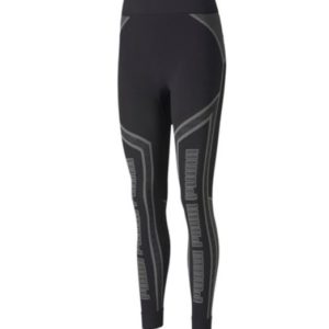 Puma Evoknit 7/8 Tight is a Knitted design for lightweight, form-fitting comfort; Seamless engineered knitting construction for freedom of movement.