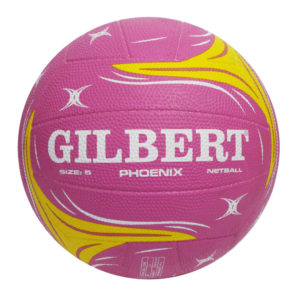 GILBERT PHOENIX TRAINER BALL Ideal for club training and home Durable fused rubber construction guarantees shape retention