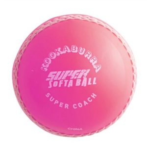 kookaburra supa soft cricket ball. pink. Rolleston, selwyn