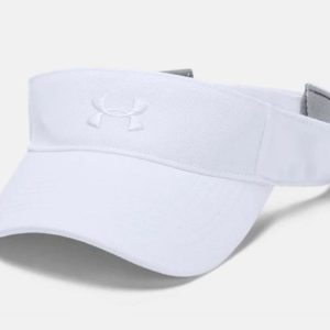 UA WOMEN'S PLAY UP VISOR raditional visor fit conforms to your head for low profile fit Super-soft, smooth knit fabric for all day comfort. Rolleston Selwyn