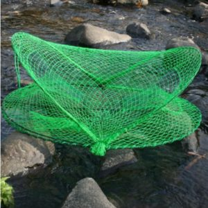 FISHFIGHTER CRAB/YABBY NET Great for collecting crabs and yabbys, this easy to use net with two openings is exceptional value.