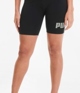 """PUMA ESS 7"""" TIGHT BLACK. The sleek, tight fit means nothing will stand between you and achieving peak performance.Tight fit and an Above-knee length. Rolleston Selwyn"""