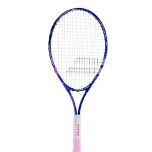 "BABOLAT B'FLY 25"" The educational tools on this racket make it easier for kids to learn the fundamentals of tennis and improve quickly. Rolleston Selwyn"