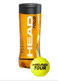 HEAD Tour Tennis Ball 3B NEW r features Encore TM technology for extended durability and provides more spin and control Model: 570703 Rolleston Selwyn