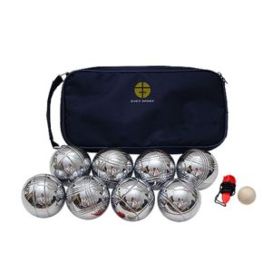 METAL PETANQUE SET, Ideal set for getting outside and enjoying a game of petanque with a group of friends. Rolleston Selwyn