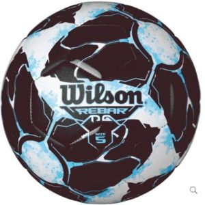Wilson Rebar NG Football has new graphics made from dual material covers of anodized matte and shiny synthetic leather for optimal durability. Rolleston Selwyn