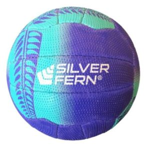 Silver Fern Tui NetballTurquoise & Purple (Size 4). Designed with the revolutionary swirl grip to provide outstanding performance. Rolleston Selwyn