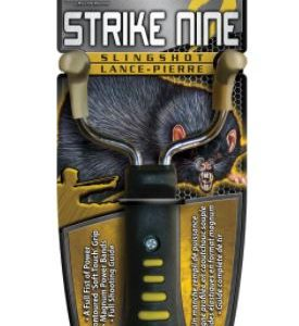 BARNETT STRIKE 9 SLINGSHOT It's the ideal introduction to the sport. The Strike 9 offers durable slingshot construction with solid range and accuracy. Rolleston Selwyn