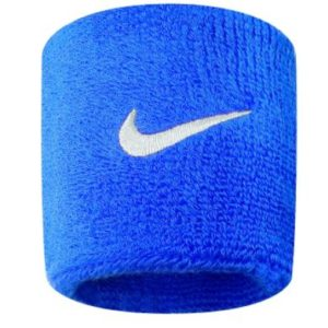 Nike Swoosh Wrist Bands Blue When the heat of the game rises, stay dry with Nike Swoosh wrist bands. Absorb and wick away moisture fast! Rolleston Selwyn