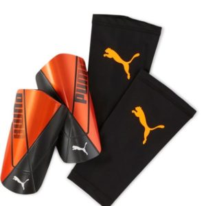 Puma team football shin guard sleeve is a light, flexible, and unrestrictive to the agility, pace, and movement of the modern game. Rolleston Selwyn