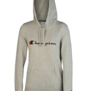 Champion Script Hoodie Women's Hoodie. Soft, stylish and sporty this casual hoodie has stretchy rib cuffs and hem band to retain its shape. Rolleston Selwyn