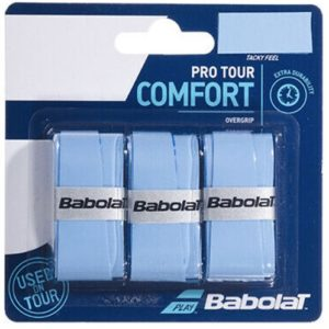 BABOLAT PRO TOUR OVERGRIP (3 PACK) Tacky and absorbent.The overgrip of the pros, selected for its high absorption and tacky feel. Rolleston Selwyn