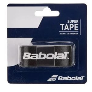 BABOLAT SUPER TAPE BLACK Protects grommets and head guards for premature wear.Durable with long lasting adhesive for optimal frame protection Rolleston selwyn