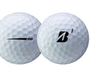 BRIDGESTONE E6 GOLF BALL The reformulated e6 is designed for golfers with moderate swing speeds seeking maximum distance on all shots. Rolleston Selwyn