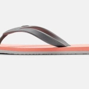 UA WOMEN'S ATLANTIC JANDALS Ultra cushioned footbed keeps you comfortable from the beach to the street. Colour Peach Rolleston Selwyn