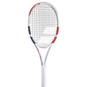 BABOLAT PURE STRIKE 100 The new Pure Strike is for striker players who speed up the ball & need responsiveness to increase their precision. Rolleston Selwyn