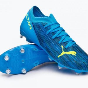 PUMA ULTRA 3.2 MXSG FOOTBALL BOOTS Synthetic material boots, to be used on damp or wet natural grass pitches