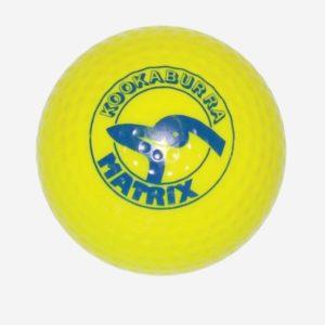 Kookaburra Matrix Hockey Ball Developed to be used on hybrid pitches. Revolutionary true tracking PU cover. Rolleston Selwyn