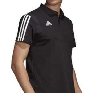 Adidas Trio 19 Polo Built for the sidelines, this football shirt keeps you dry and comfortable with a sweat-wicking construction. Rolleston Selwyn