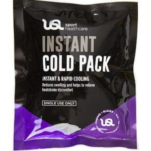 USL INSTANT COLD PACK are activatedinstantly by applying pressure to the inner pouch.Ideal for sporting injuries, school first aid. Rolleston Selwyn