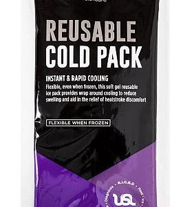 USL RE-USUABLE COLD PACK ice pack suitable for use in the clinic or at home. Re-useable Mouldable.Non-LeakingFlexible when frozen Rolleston Selwyn