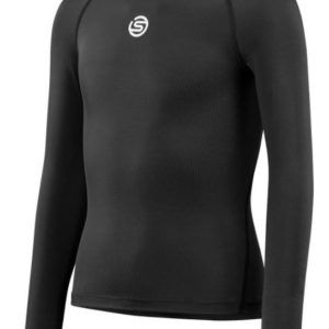 Skins Youths Long Sleeve Top S1 Targeted compression support for developing arm muscles helps to minimise fatigue. Rolleston Selwyn