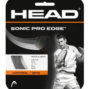 HEAD S.P.E TENNIS STRING provides maximum control, more touch and excellent durability. 17g/1.25mm 12m Set Anthracite Rolleston Selwyn