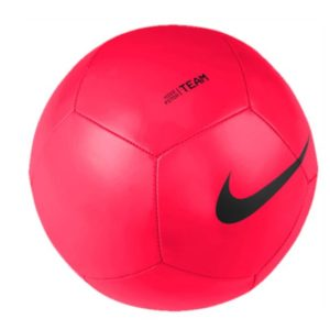 NIKE PITCH BALL CRIMSON makes it easy to see the ball on the field—thanks to its vivid design and smooth casing. Rolleston Selwyn