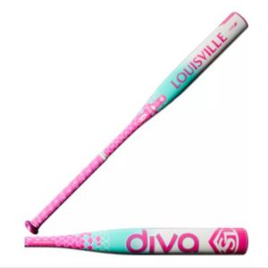 Louisville Slugger Diva Fastpitch bat is designed for those players who are just getting their start in the game. Rolleston Selwyn