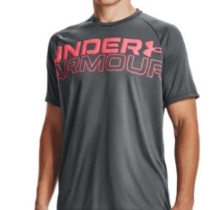UA MENS 2.0 TECH TEE UA Tech fabric is quick drying, ultra soft and has a more natural feel. Fit: Relaxed Material: 100% Polyester Rolleston Selwyn