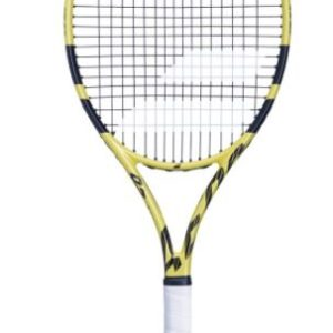 """BABOLAT AERO JUNIOR TENNIS 26"""" Generate more spin and faster racquet head speed Pure feeling and longer contact between the ball. Rolleston Selwyn"""