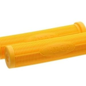 MG SQUID GRIPS YELLOW Get a grip! With some classic Squid grips from MGP.Comfortable Easy to install. Will suit all scooters. Rolleston Selwyn