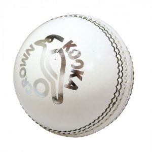 Kookaburra Crown cricket ball. 156g white