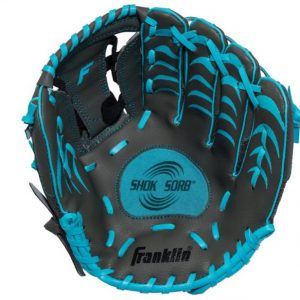 """Franklin s/sorb LHG 10.5"""" grey/blue is perfect for the child just getting started in Tee Ball. Ready to play. Rolleston Selwyn"""