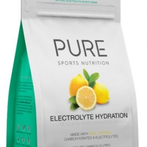 PURE ELECTROLYTE HYDRATION lemon is a premium natural electrolyte drink base using real freeze dried fruit, carbohydrates and electrolytes. Rolleston Selwyn